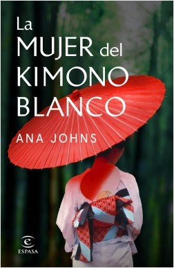 La mujer del kimono blanco – Ana Johns | Descargar PDF