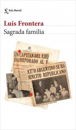Sagrada familia - Luis Frontera   Planeta de Libros