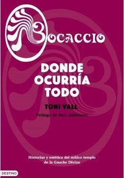 Bocaccio. Donde ocurría todo – Toni Vall | Descargar PDF