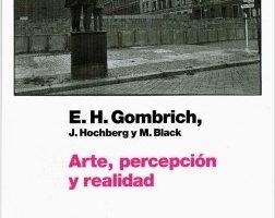 Arte, percepción y efectividad – Ernst H. Gombrich   Descargar PDF