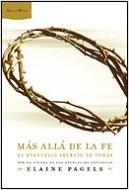 Más allá de la fe - Elaine Pagels | Planeta de Libros