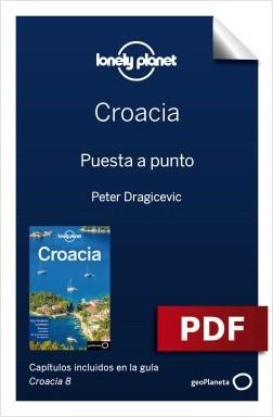Croacia 8_1. Preparación del viaje - Peter Dragicevich | Planeta de Libros