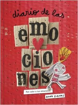 Diario de las emociones - Anna Llenas | Planeta de Libros