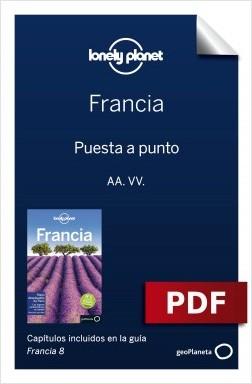 Francia 8_1. Preparación del viaje - AA. VV. | Planeta de Libros
