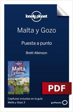 Malta y Gozo 3_1. Preparación del viaje - Brett Atkinson | Planeta de Libros