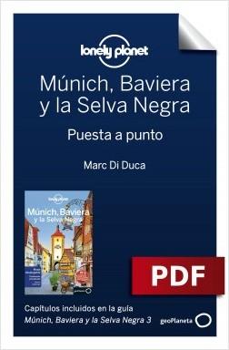 Múnich, Baviera y la Selva Negra 3_1. Preparación del viaje - AA. VV. | Planeta de Libros