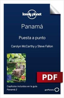 Panamá 2_1. Preparación del viaje - Carolyn McCarthy,Steve Fallon | Planeta de Libros