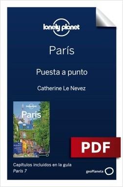 París 7_1. Preparación del viaje - Catherine Le Nevez | Planeta de Libros