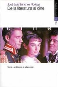 De La letras al cine – José Luis Sánchez Noriega | Descargar PDF