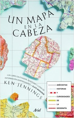 Un mapa en la cabeza - Ken Jennings | Planeta de Libros