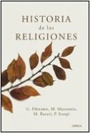 Historia de las religiones - Giovanni Filoramo   Planeta de Libros