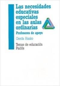 Las Necesidades educativas especiales - Gerda Hanko | Planeta de Libros