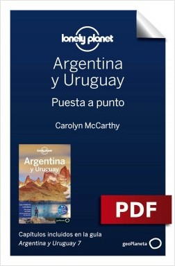 Argentina y Uruguay 7_1. Preparación del viaje - Carolyn McCarthy | Planeta de Libros