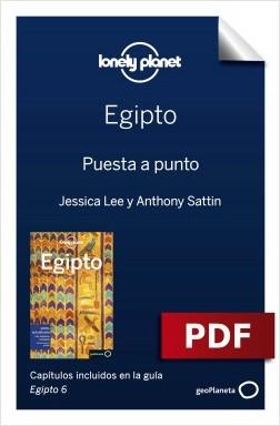 Egipto 6_1. Preparación del viaje - Jessica Lee,Anthony Sattin | Planeta de Libros