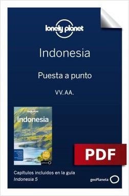 Indonesia 5_1. Preparación del viaje - AA. VV. | Planeta de Libros