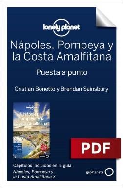 Nápoles, Pompeya y la Costa Amalfitana 3_1. Preparación del viaje - Cristian Bonetto,Brendan Sainsbury | Planeta de Libros