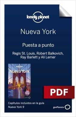 Nueva York 9_1. Preparación del viaje - Regis St.Louis,Robert Balkovich,Ray Bartlett,Ali Lemer | Planeta de Libros