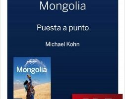 Mongolia 1_1. Preparación del delirio – Michael Kohn | Descargar PDF