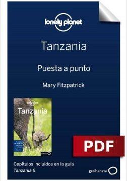 Tanzania 5_1. Preparación del delirio – Mary Fitzpatrick | Descargar PDF