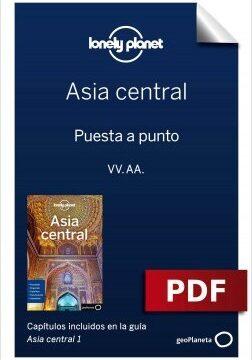 Asia central 1_1. Preparación del delirio – Stephen Lioy,Anna Kaminski,Bradley Mayhew,Jenny Walker | Descargar PDF