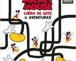 Mickey Mouse. Volumen de arte y aventuras – Disney   Descargar PDF