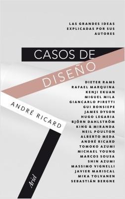 Casos de diseño - André Ricard | Planeta de Libros