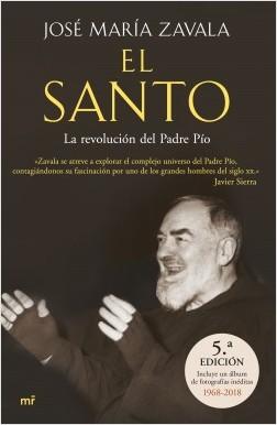 El Santo - José María Zavala | Planeta de Libros