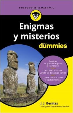 Enigmas y misterios para Dummies - J. J. Benítez | Planeta de Libros