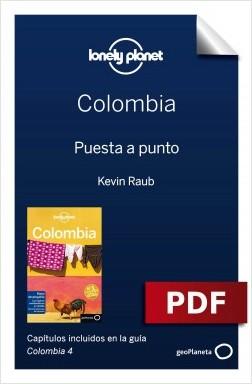 Colombia 4_1. Preparación del viaje - Kevin Raub | Planeta de Libros