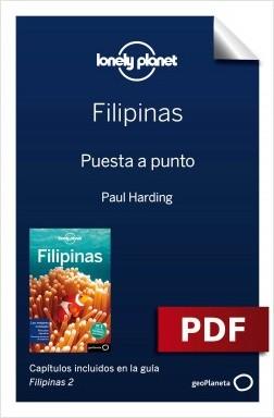 Filipinas 2_1. Preparación del viaje - Paul Harding | Planeta de Libros