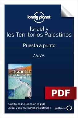 Israel y los Territorios Palestinos 4_1. Preparación del viaje - Daniel Robinson,Orlando Crowcroft,Anita Isalska,Jenny Walker,Dan Savery Raz | Planeta de Libros