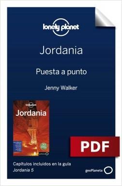 Jordania 5_1. Preparación del viaje - Jenny Walker   Planeta de Libros