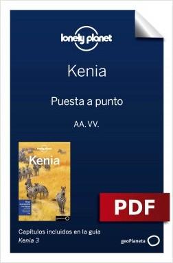 Kenia 3_1. Preparación del viaje - Anthony Ham,Anna Kaminski,Shawn Duthie | Planeta de Libros