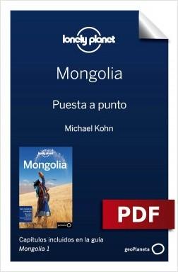 Mongolia 1_1. Preparación del viaje - Michael Kohn | Planeta de Libros