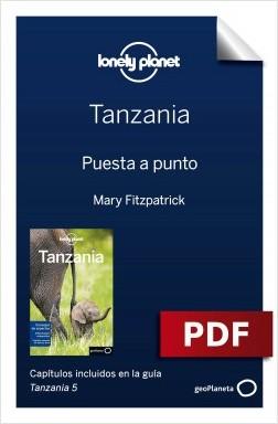 Tanzania 5_1. Preparación del viaje - Mary Fitzpatrick | Planeta de Libros