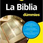 La Sagrada Escritura para Dummies – Éric Denimal | Descargar PDF