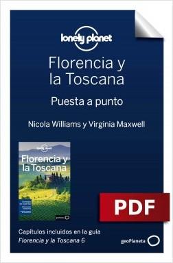 Florencia y la Toscana 6. Preparación del alucinación – Nicola Williams,Virginia Maxwell | Descargar PDF