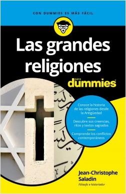 Las grandes religiones para Dummies - Jean-Christophe Saladin | Planeta de Libros