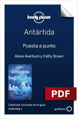 Antártida 1_1. Preparación del viaje - Alexis Averbuck,Cathy Brown | Planeta de Libros