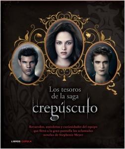 Los Tesoros de la Saga Crepusculo - Robert Abele | Planeta de Libros