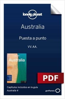Australia 4_1. Preparación del viaje - AA. VV. | Planeta de Libros