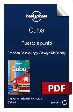 Cuba 8_1. Preparación del viaje - Brendan Sainsbury,Carolyn McCarthy | Planeta de Libros