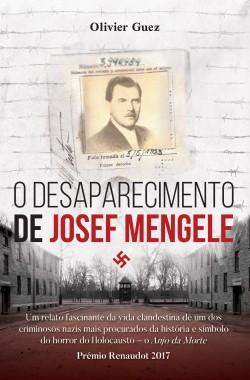 O Desaparecimento de Josef Mengele – Olivier Guez | Descargar PDF