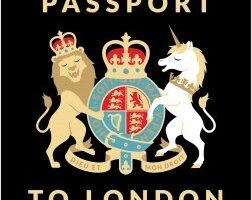 Passport to London (Fixed Layout) – Superbritánico | Descargar PDF