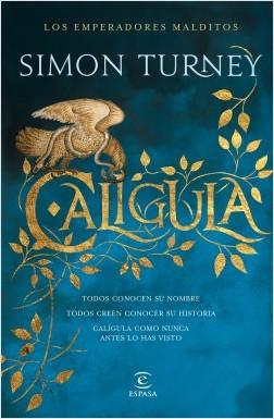 Calígula - Simon Turney | Planeta de Libros