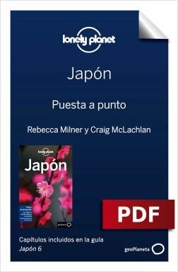 Japón 6. Preparación del viaje - Rebecca Milner,Craig Mclachlan | Planeta de Libros