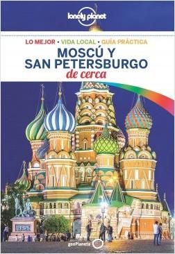 Moscú y San Petersburgo De cerca 1 - Mara Vorhees,Leonid Ragozin,Simon Richmond,Regis St.Louis | Planeta de Libros