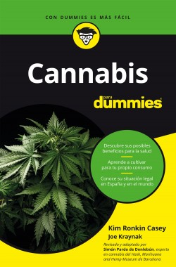 Cannabis para dummies – Kim Ronkin Casey y Joe Kraynak,Simón Pardo de Donlebún | Descargar PDF