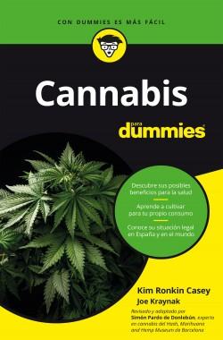 Cannabis para dummies - Kim Ronkin Casey y Joe Kraynak,Simón Pardo de Donlebún | Planeta de Libros