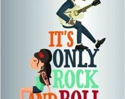 It's Only Rock and Roll – Susana Monteagudo,Marta Colomer – Tutticonfetti | Descargar PDF